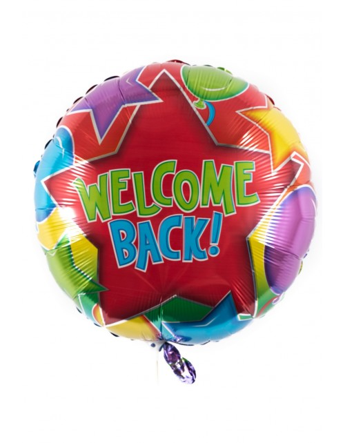 """""""Welcome back"""" (45 cm)"""