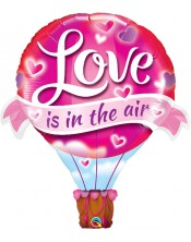 """Oro balionas """"Love is in the air"""" (107 cm)"""